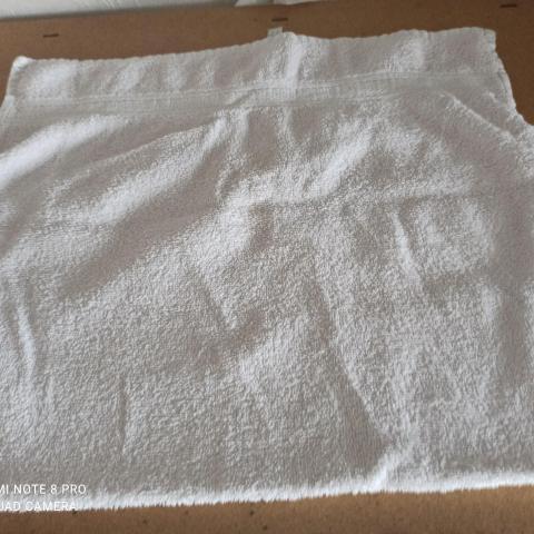 troc de  Petite serviette blanche occasion, sur mytroc