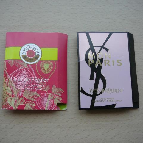 troc de  Réservés Dauphine02 2 échantillons de parfum, sur mytroc