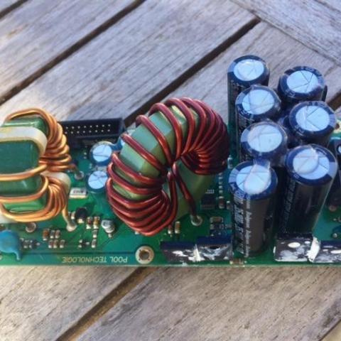 troc de  Carte électronique de puissance (pour composants), sur mytroc