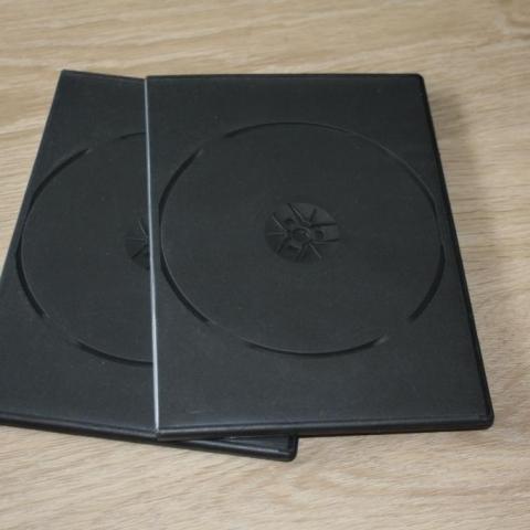 troc de  2 boîtiers DVD, sur mytroc