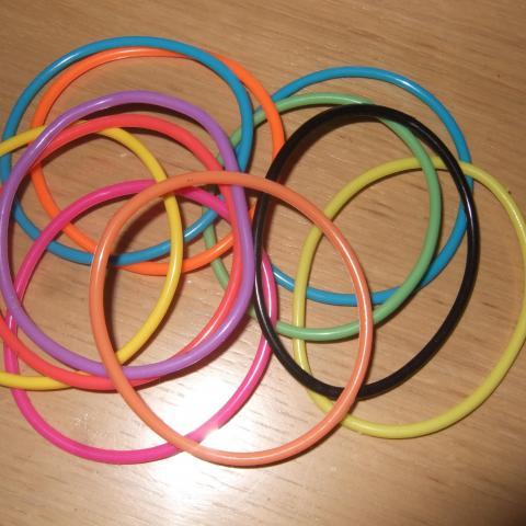 troc de  lot 11 bracelets, sur mytroc