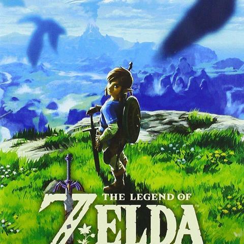 troc de  Recherche jeu Wii U - The Legend of Zelda: Breath of the Wild, sur mytroc