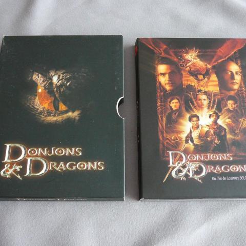 troc de  DVD Donjons & Dragons, sur mytroc