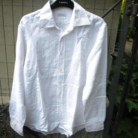 Chemise 5 Lin Troc Homme Taille Oviesse Blanche 3915 zMVSjLqUpG