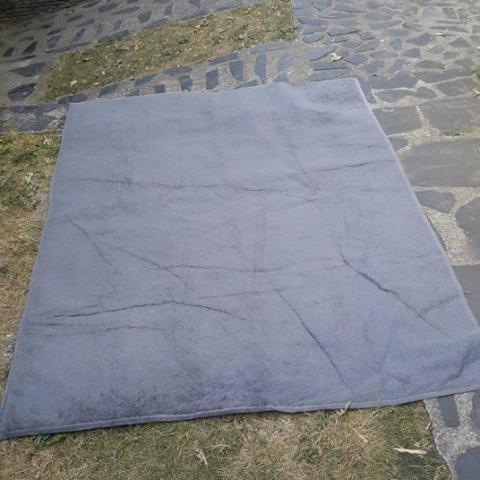 troc de  Tapis gris 1m sur 1m50, sur mytroc