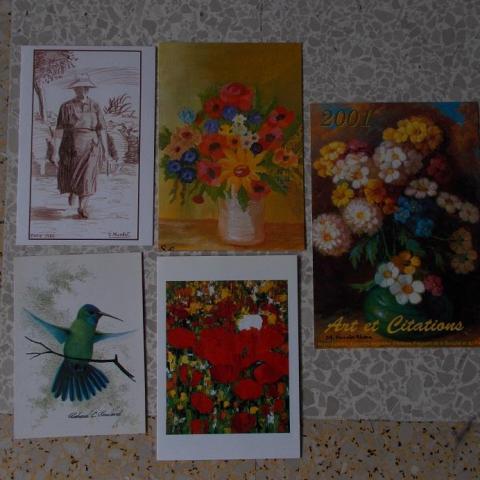 troc de  reproductions et cartes postales, sur mytroc