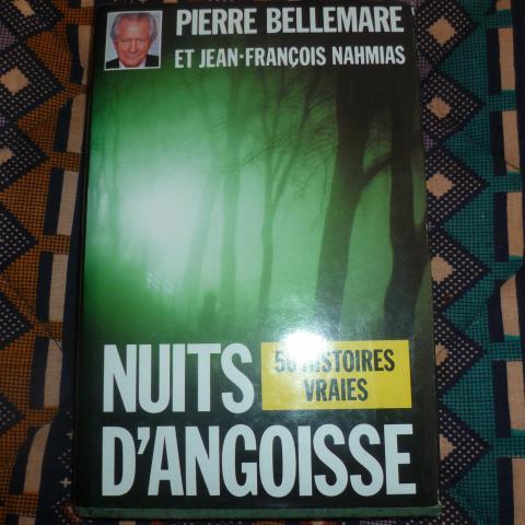 troc de  RESERVE - Nuits d'angoisse - Pierre Bellemare, sur mytroc