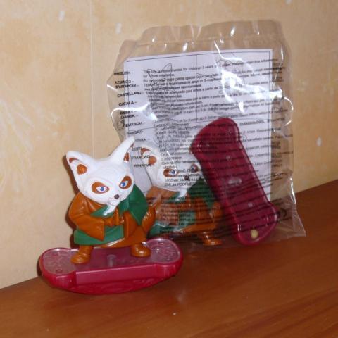 troc de  Figurine Kung Fu Panda, sur mytroc