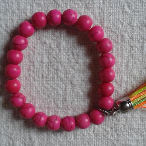 troc de  RESERVE ***** Bracelet perles, sur mytroc