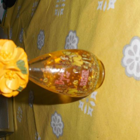 troc de  Flacon Flower Fairies bouton d'or reservé lilirose, sur mytroc