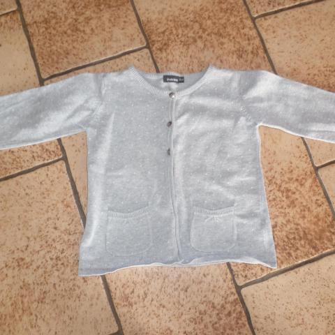 troc de  Gilet gris marque In extenso, sur mytroc