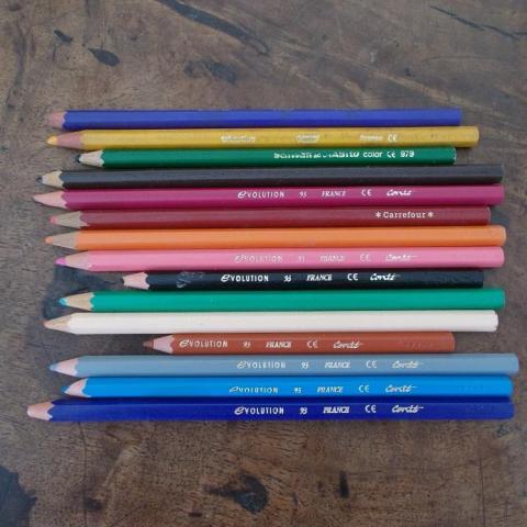 troc de  crayons de couleur, sur mytroc