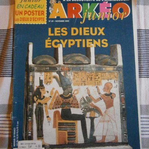 troc de  Magazine Arkéo Junior, sur mytroc