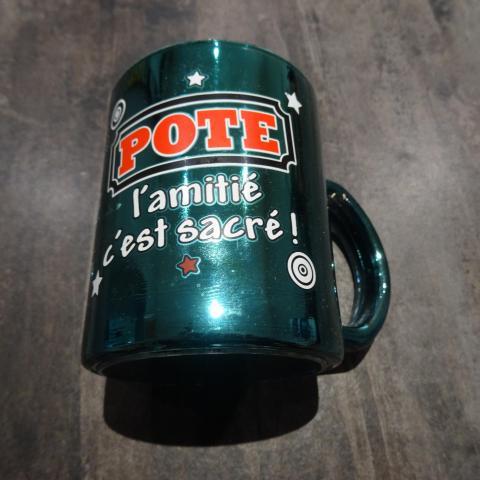 """troc de  Mug  """"L'Amitié c'est Sacré"""", sur mytroc"""