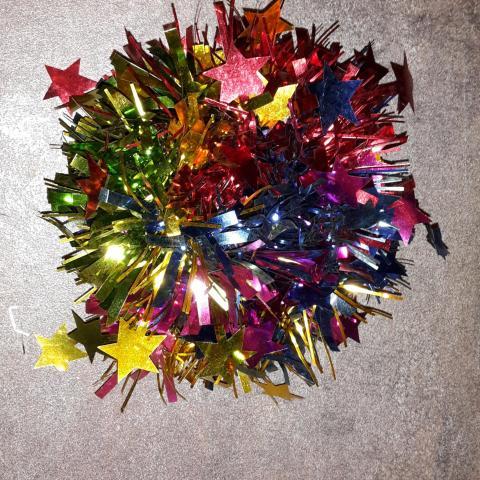 troc de  *** Réservé *** Guirlande n°02 - Multicolore, sur mytroc