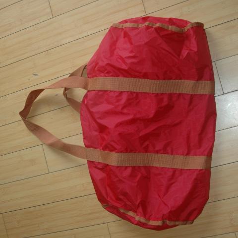 troc de  sac nylon pliable de dépannage, sur mytroc