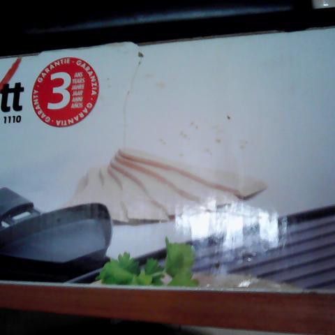 troc de  Appareil à raclettes 6-8 personnes, sur mytroc