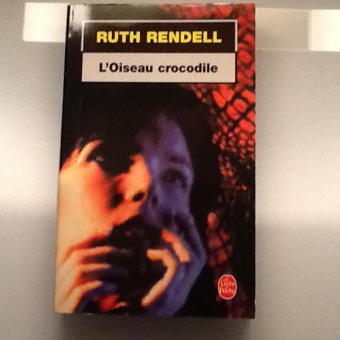 troc de  L'oiseau crocodile  Ruth Rendell En bon état, sur mytroc