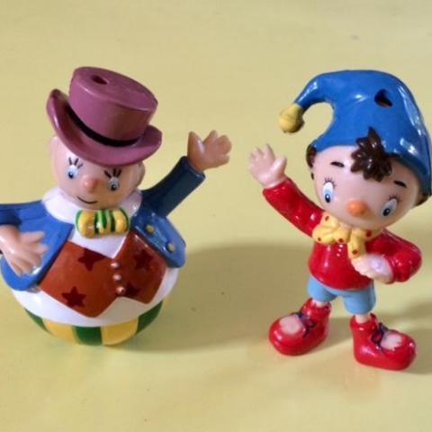 troc de  Figurines OuiOui  série Hachette - très bon état - 8 cm, sur mytroc