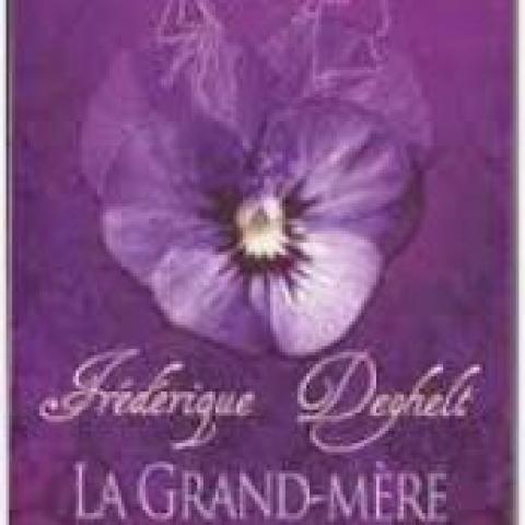troc de  RESERVE Livre - La grand-mère de Jade - Frédérique Deghelt, sur mytroc