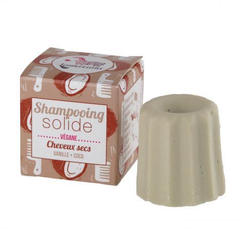 EPUISE Shampoing Solide Vanille Coco Lamazuna