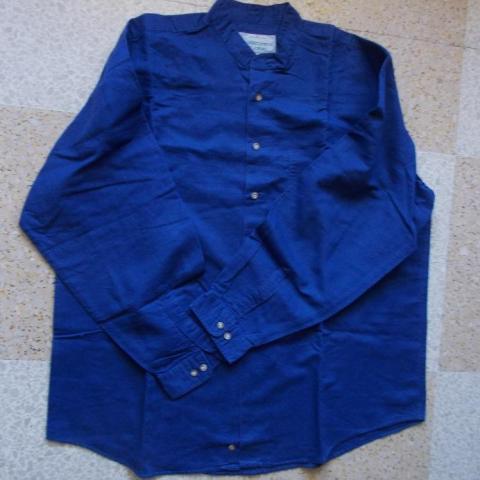 troc de  chemise bleu, sur mytroc