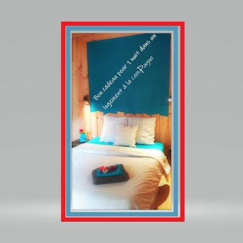 troc de  Bon cadeau pour 1 nuit dans un logement à la campagne, sur mytroc