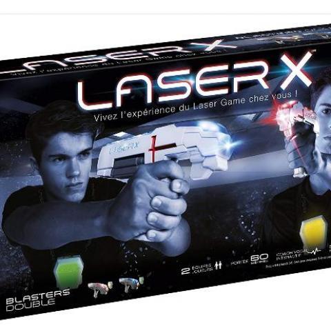 troc de  Recherche jouet Lansay- pistolets Laser X - 88016, sur mytroc