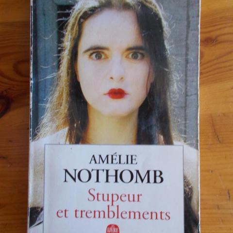 troc de  AMELIE NOTHOMB, sur mytroc