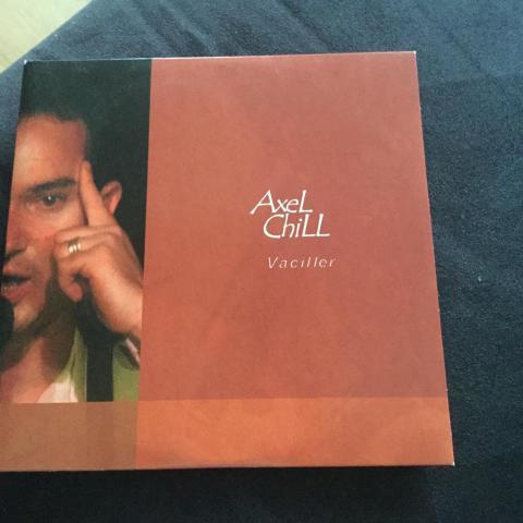 troc de  cd Axel Chill Vaciller, sur mytroc