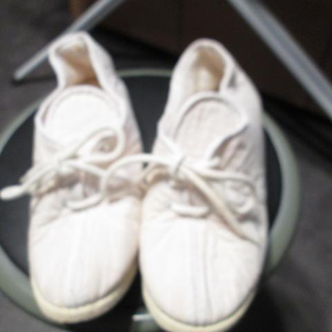 troc de  chaussurespointure 36  toile pour faire de la marche 5 noisettes, sur mytroc