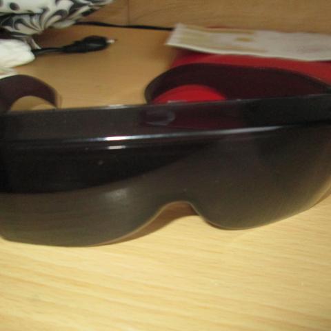 troc de  lunette de soleil intégrale homme  8 noisettes, sur mytroc