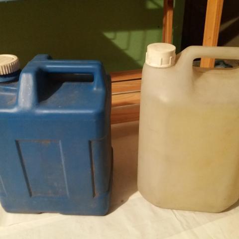 troc de  Bidon 5 litres, sur mytroc