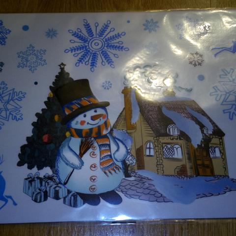 troc de  Stickers Noël reservé à Dauphine, sur mytroc