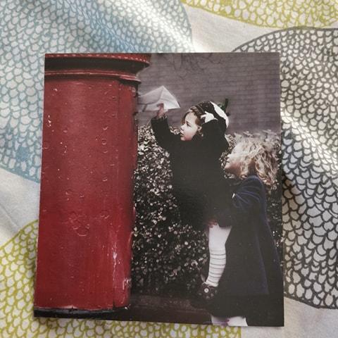 troc de  DON Petite carte postale vierge, sur mytroc