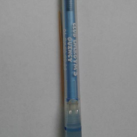 troc de  stylo bleu energym's (2), sur mytroc