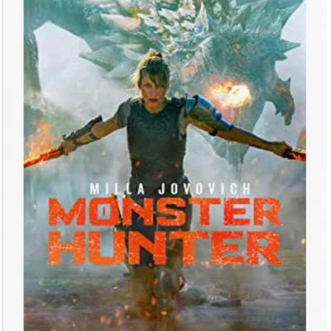 troc de  Film Monster Hunter - Milla Jovovich - VOD, sur mytroc