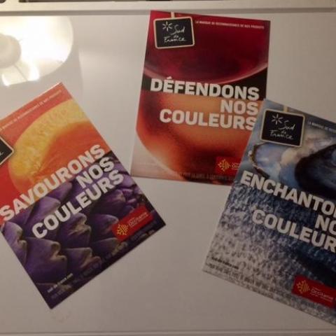 troc de  GRATUIT: 3 cartes postales Occitanie neuves, sur mytroc