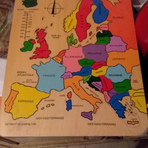 troc de  puzzle en bois, sur mytroc