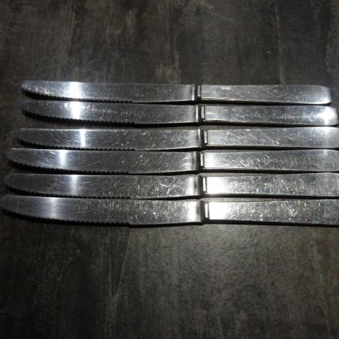 troc de  6 Couteaux (1), sur mytroc