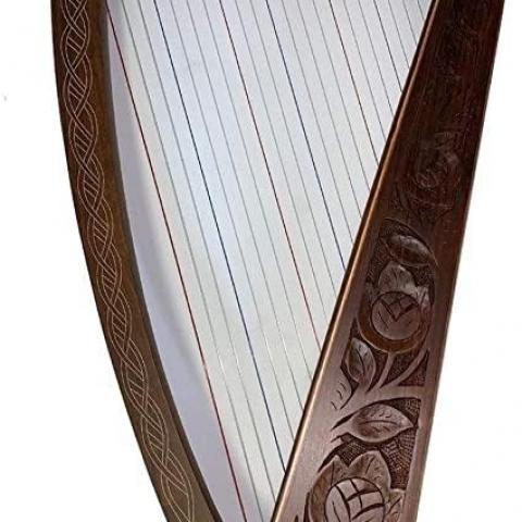 troc de  Cours de Harpe Celtique/Solfège (direct ou internet) contre panier bio / massage dos, sur mytroc