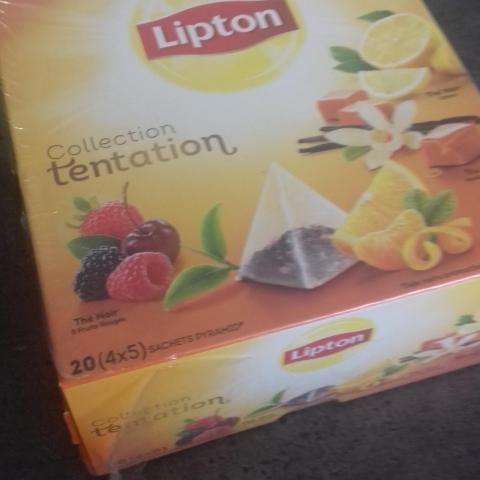 troc de  Reserve Thé Lipton, sur mytroc