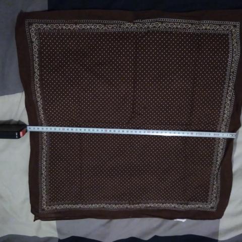 troc de  calinou / Carrée coton 2, sur mytroc