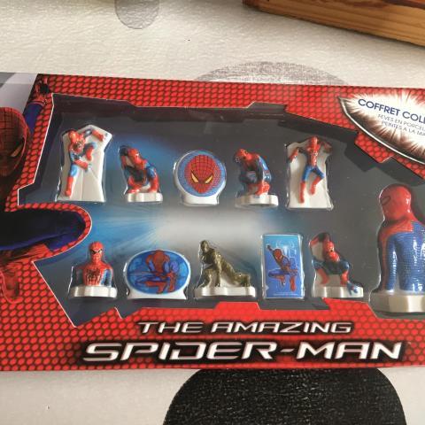 troc de  Coffret fèves Spiderman, sur mytroc
