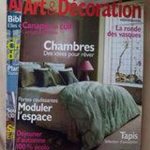 troc de  Lot magazines Art & Décoration, sur mytroc