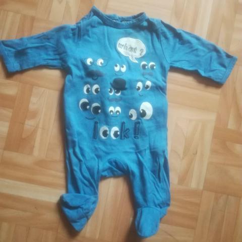 troc de  Lot 3 Pyjama 1 mois, sur mytroc