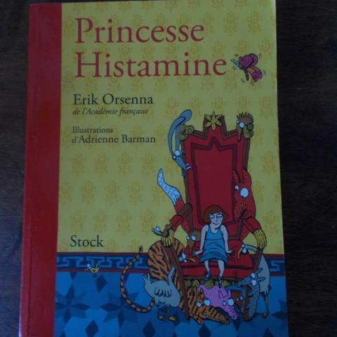 troc de  princesse histamine, sur mytroc
