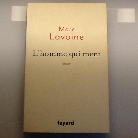 troc de  Marc Lavoine L'homme qui ment, sur mytroc