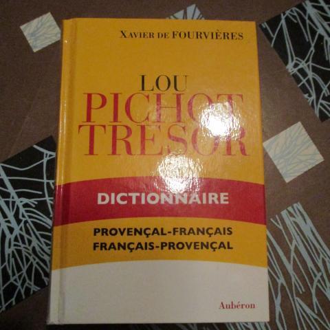 troc de  lou pichot trésor : dictionnaire provencal, sur mytroc