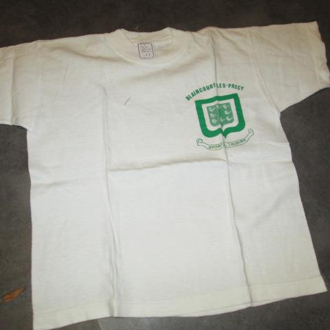 troc de  Tee shirt blanc 6 ans  2  noisettes, sur mytroc